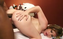 Massage Table Deep Fuck