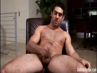 Porn Tube of College Dudes - Mike Burbank