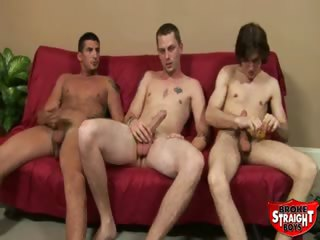 Sex Movie of Broke Straight Boys - Matt, Rocco And Vinnie