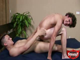 Porno Video of Broke Straight Boys - Jason And Bobby