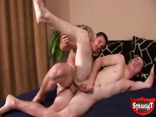 Porno Video of Broke Straight Boys - Bobby And Mark