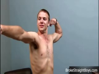 Porno Video of Broke Straight Boys - Kirk Cabot