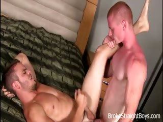 Porno Video of Broke Straight Boys - Spencer Todd And Denver Grand