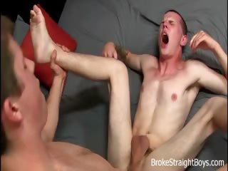Porno Video of Broke Straight Boys - Zane Tate And Anthony
