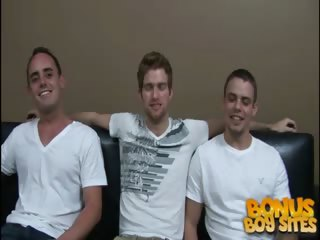 Porno Video of Broke Straight Boys - Blake Bennet, Ty And Denver Grand