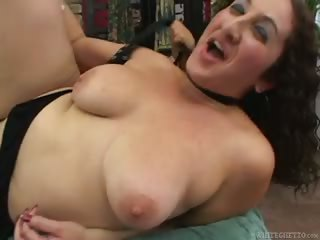 Porno Video of Curvy Slut And Her Hairy Pussy Are In Need Of A Hard Fucking