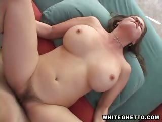 Porn Tube of Hairy Milf Fuck And Suck A Big Penis In Bedroom. Pov Shoot.