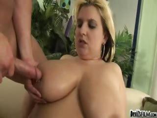 Porno Video of Huge Bitch Porsche Dalis Gigantic Tits & Big Ass Get Fucked
