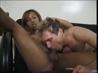 Porn Tube of Georgeous Ladyboy Prefer Being Sucked & Thats What She Gets