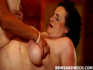 Porn Tube of Femdom Sex With Bbw Boxers
