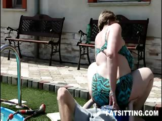 Porno Video of Bbw Sitting On Guy's Face