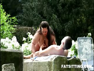Porno Video of Fat Czech Domina