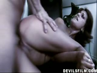 Porno Video of This Vampire Likes To Bite While He Ram This Horny Redhead.