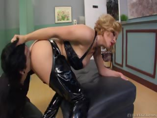 Porn Tube of A Guy Gets Punished By A Angry Blonde And Her Sexy Booty