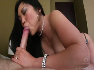 Porno Video of This Asian Girl Enjoys Having Big Male Rods Down Her Throat!