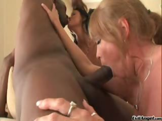 Porno Video of Super Hot Milfs Getting Their Still Tight Pussy Fucked Hard!
