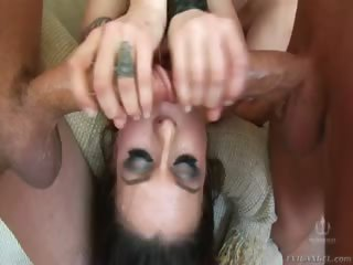 Porno Video of Sea J. Raw Enjoy Drinking Big Loads Of Cum Out Of A Glass!!!