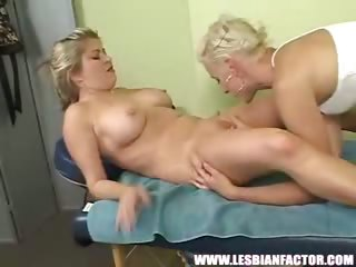 Porno Video of Nice Milf Gets All Her Body Touched After A Sexy Massage