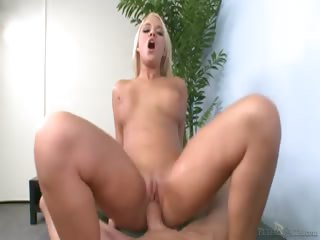 Porn Tube of Gorgeous Blonde Bombshell Alexis Monroe Makes Her First Pov!