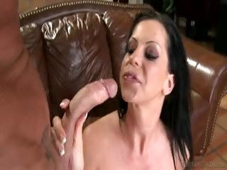 Porn Tube of Larissa Dee's Wild Fuck With A Big Hard Cock To Please Her!