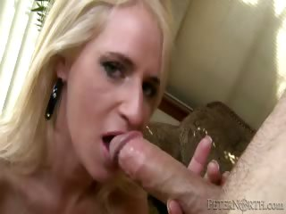 Porn Tube of Blond Girl With Big Tits Loves To Give Deep Throat On Cam!