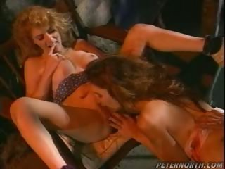 Porno Video of Two Lonely Women Seduce A Man To Have Wild Sex Together!