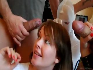 Porno Video of Hardcore Bts! Logan Sucks On Rocco & All His Friends Cocks!