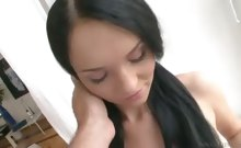 Get up close and personnal with Rocco's hot crazy teen sluts