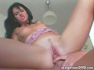 Porn Tube of Dark Haired Gal Enjoys Some Cock And Get Caught On Spy Cam !