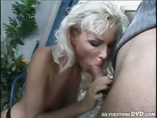 Porn Tube of Gorgeous Blonde Gets Her Tight Ass Fucked While Voyeur Watch