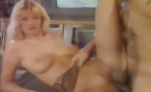 Whore banged by a cameraman with porno film in background