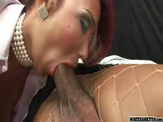 Porn Tube of Shemales Fucking Shemales #04