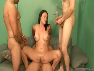 Porn Tube of We Wanna Gang Bang The Babysitter #07
