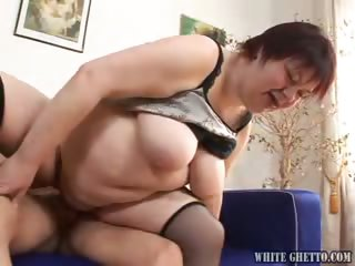 Porno Video of Big Fat Squirters #03