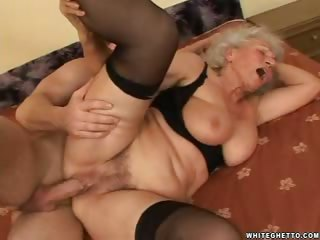 Sex Movie of I Wanna Cum Inside Your Grandma #04