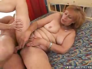 Porn Tube of I Wanna Cum Inside Your Grandma #03