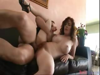 Porno Video of Your Mom's Hairy Pussy #02