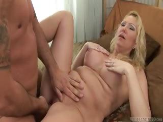 Porn Tube of I Wanna Cum Inside Your Mom #35