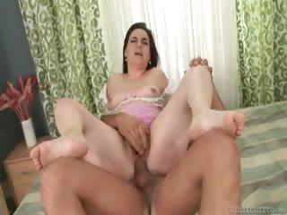 Sex Movie of My Hairy Cream Pie #16