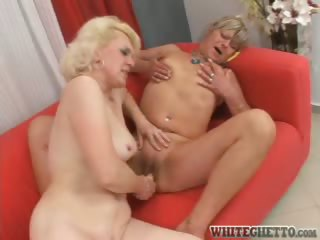 Porno Video of Real Lesbian Moms
