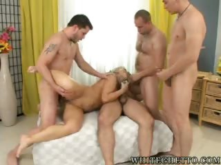 Porno Video of We Wanna Gangbang Your Mom #06