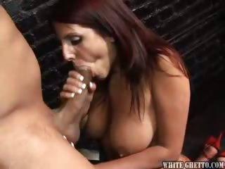 Porno Video of Your Mom Sucks Black Cock #03