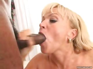 Porn Tube of Your Mom Sucks Black Cock