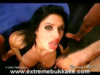 Porno Video of Those Who Party Are Ready To Swallow!