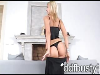 Porno Video of A 19 Year Old Busty, Makes Her Debut Today In Style.