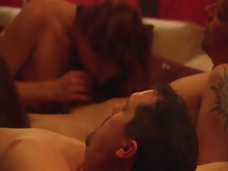 Porno Video of What Happens When Committed Men And Women Embrace The 'lifestyle' Filled With Forbidden Pleasures, Free Love, And Extra Partners In The Bedroom! Every Week We'll Be Inviting A New Couple To Our Weekend Retreat And Mixing Them With Veteran Swingers And Tra