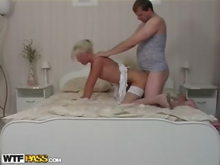 Porno Video of High Heels Stockings Sex For Christine