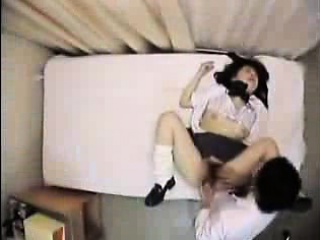 petite asian schoolgirl has a kinky doctor plowing her wet