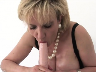 unfaithful british milf lady sonia displays her monster tits