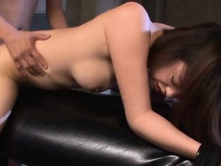 demure japanese with hot bumpers gives blowjob